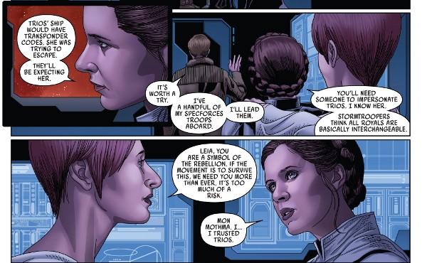 Star Wars #53 comic review