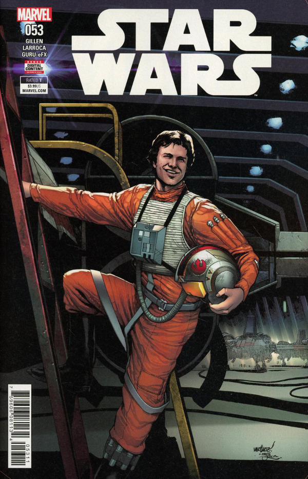 Star Wars #53 comic review