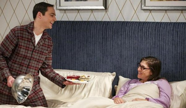 The Big Bang Theory - The Conjugal Configuration TV review