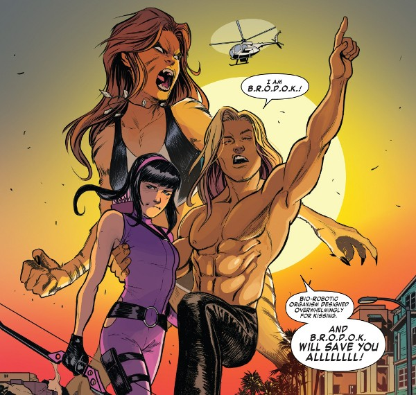 West Coast Avengers #1 comic review
