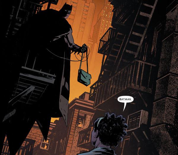 Action Comics #1003 comic review