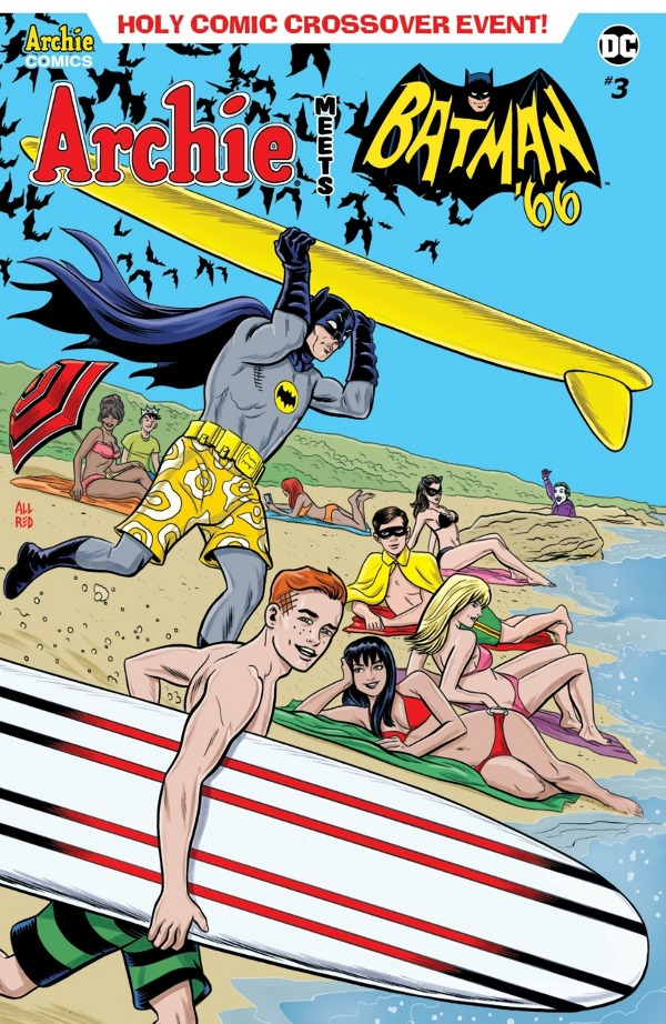 Archie Meets Batman '66 #3 comic review