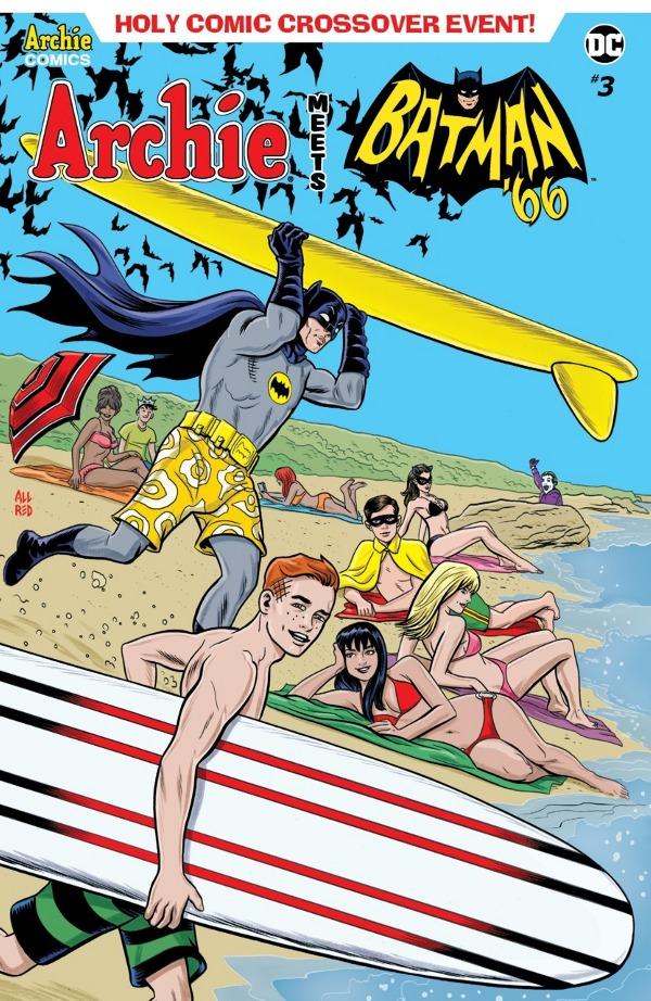 Archie Meets Batman '66 #3 comic review