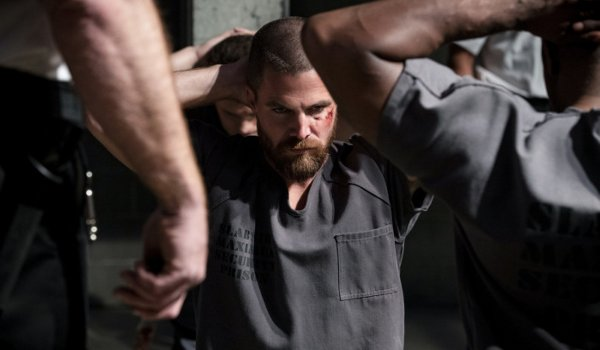 Arrow -  Inmate 4587 television review