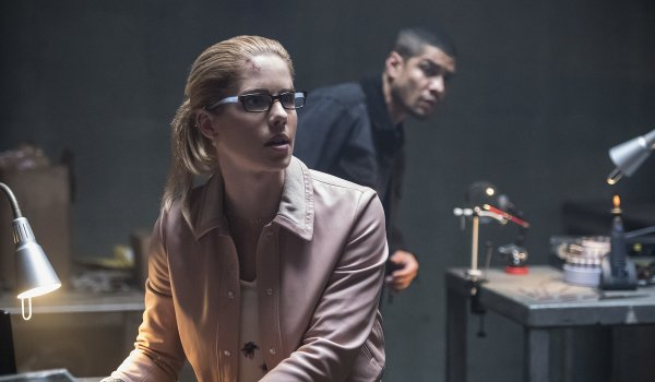 Arrow - Longbow Hunters television review