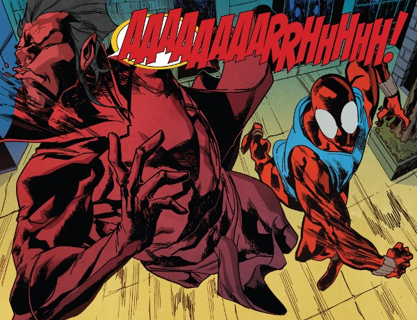 Ben Reilly: Scarlet Spider #25 comic review