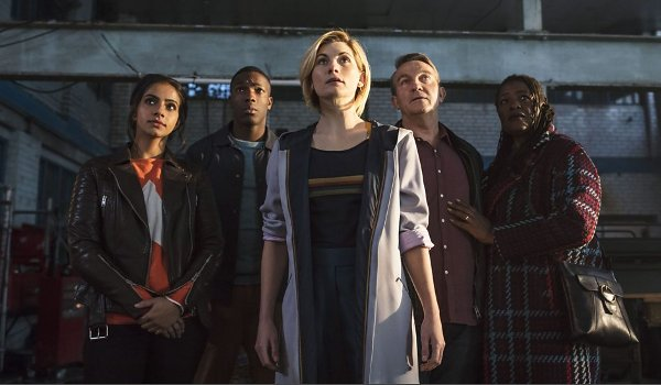 Doctor Who - The Woman who Fell to Earth TV review