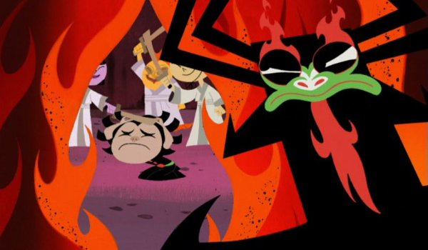 Samurai Jack - Episode XIII: Aku's Fairy Tales TV review