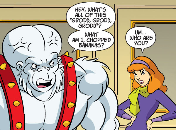 Scooby-Doo! Team-Up #42 comic review