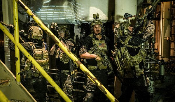 SEAL Team - Fracture television review