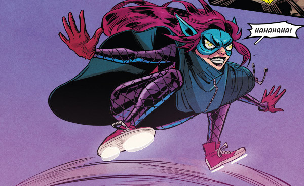 Spider-Gwen: Ghost-Spider #1 comic review