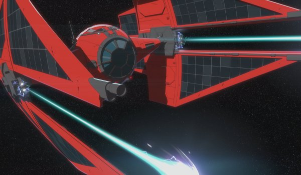 Star Wars Resistance - The Recruit television review