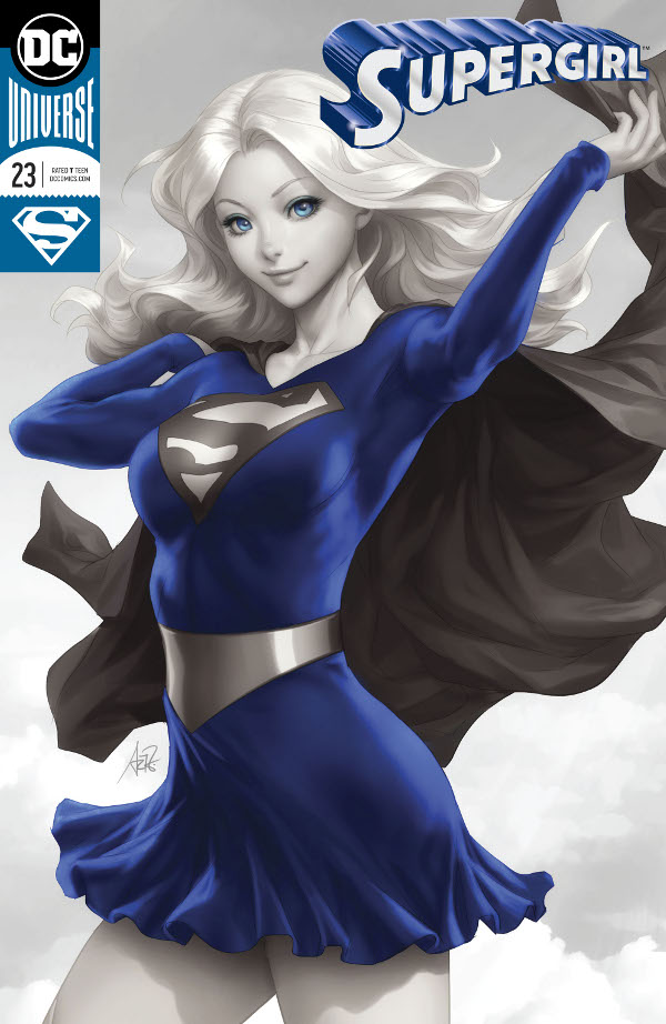 Supergirl #23 comic review