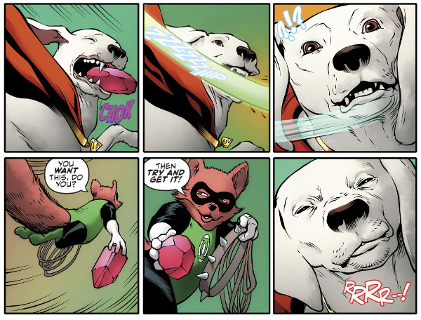 Supergirl #23 comic review