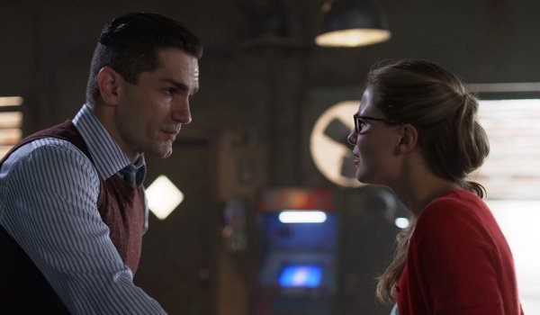 Supergirl - Man of Steel television review