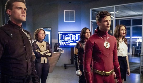 The Flash - Blocked television review