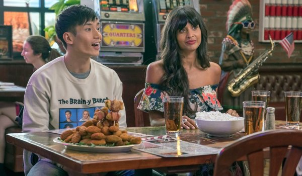 The Good Place - Everything is Bonzer! / The Brainy Bunch television review