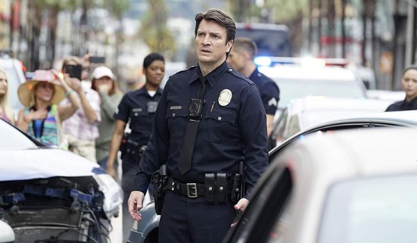 The Rookie - Pilot television review