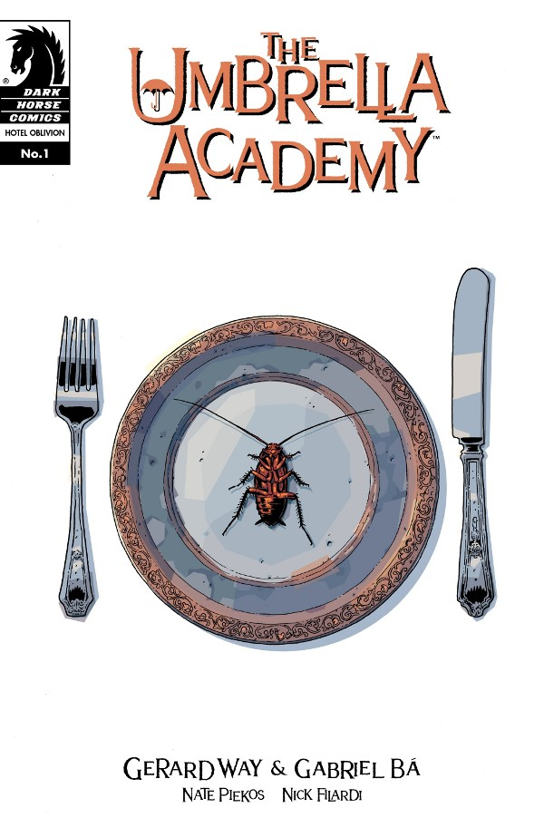 The Umbrella Academy - Hotel Oblivion #1 comic review
