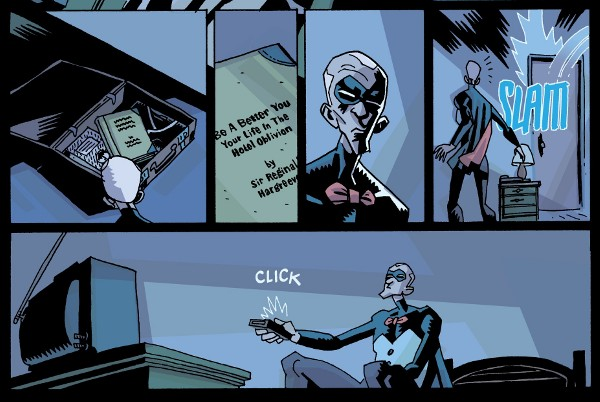 The Umbrella Academy - Hotel Oblivion #1 comic review