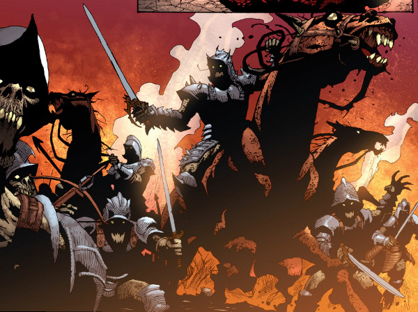 Zorro: Swords of Hell #1 comic review