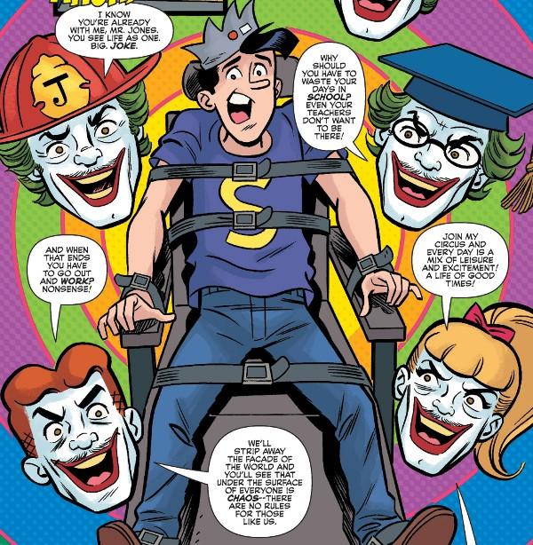 Archie Meets Batman '66 #4 comic review