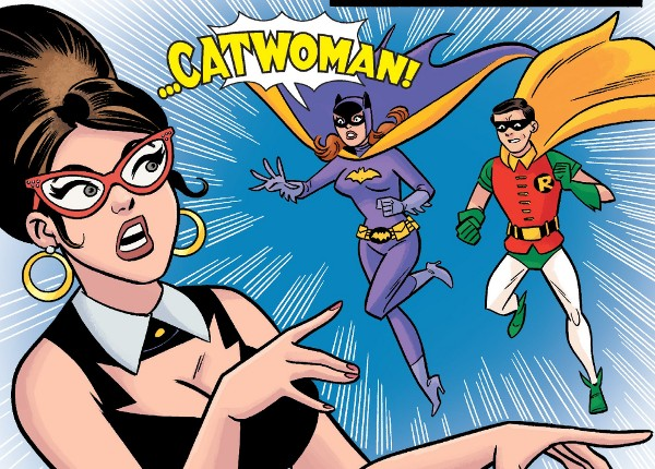 Archie Meets Batman '66 #4 comic review