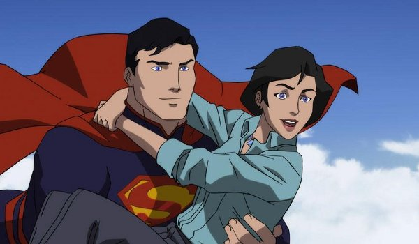 The Death of Superman Blu-ray review