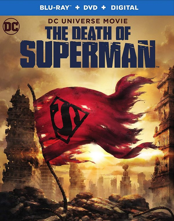 Death of Superman Blu-ray review