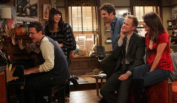 How I Met Your Mother - Slapsgiving TV review