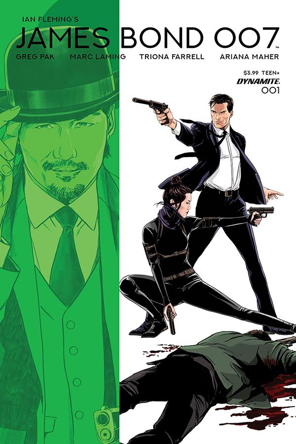 James Bond 007 #1