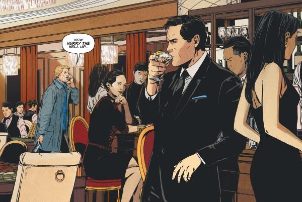 James Bond 007 #1 comic review