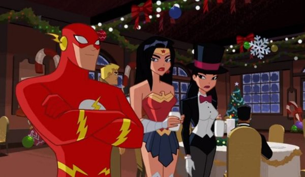 Justice League Action - Party Animal television review