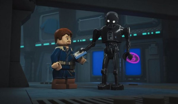 LEGO Star Wars: All-Stars - From Trenches to Wrenches television review