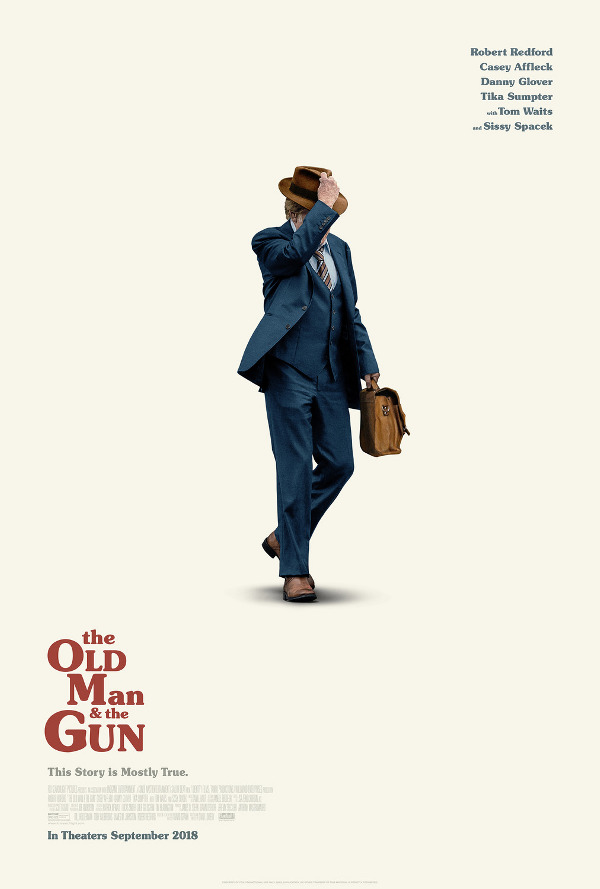 The Old Man and the Gun movie review
