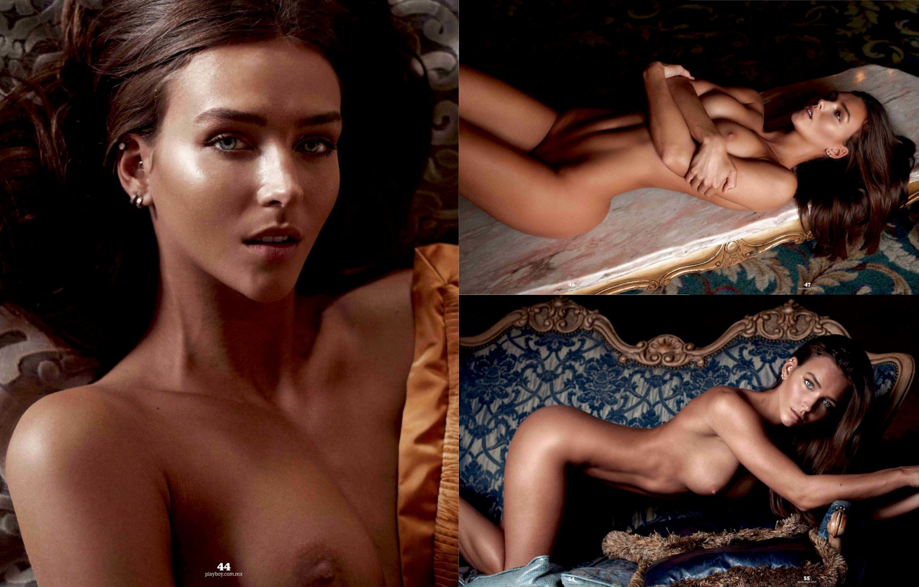 Rachel Cook - Playboy Mexico (November 2018)