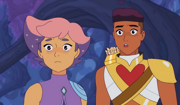 She-Ra and the Princesses of Power - The Sword television review