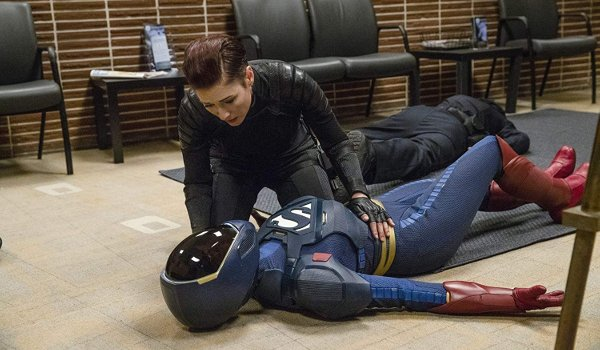 Supergirl - Ahimsa television review