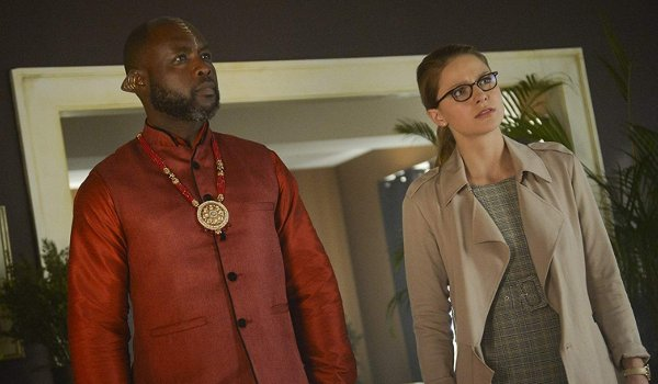 Supergirl - Parasite Lost television review