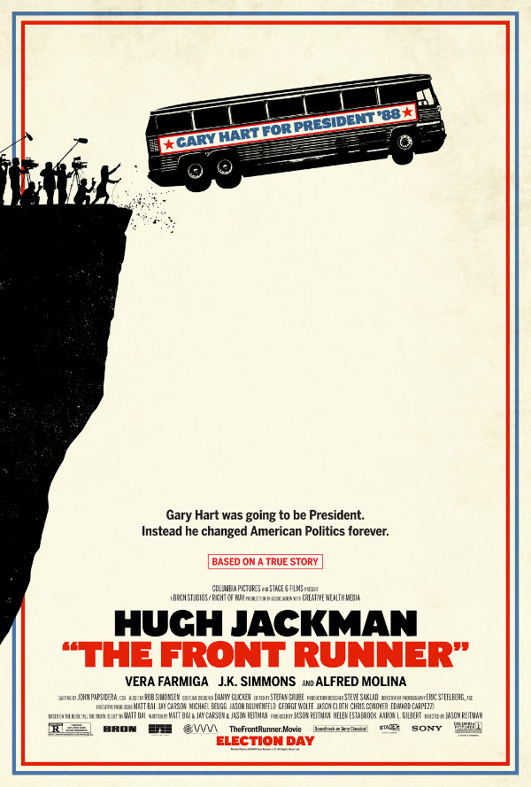 The Front Runner movie review