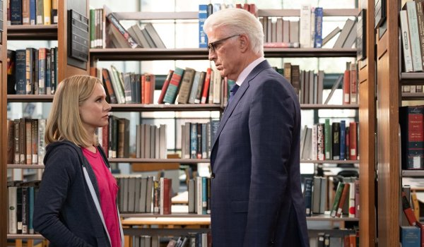The Good Place - The Worst Possible Use of Free Will TV review