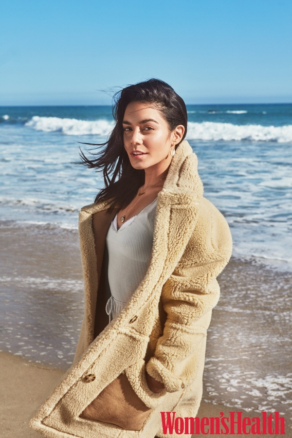 Vanessa Hudgens - Women's Health (December 2018)