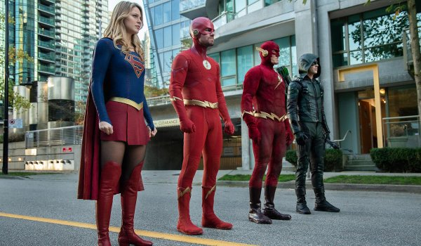 Arrow - Elseworlds (Part 2) television review