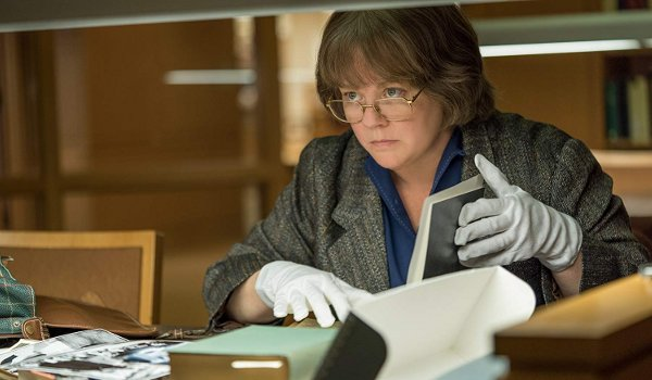 Can You Ever Forgive Me? movie review