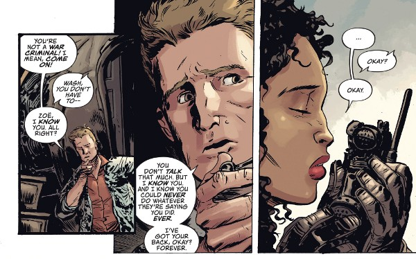 Firefly #2 comic review