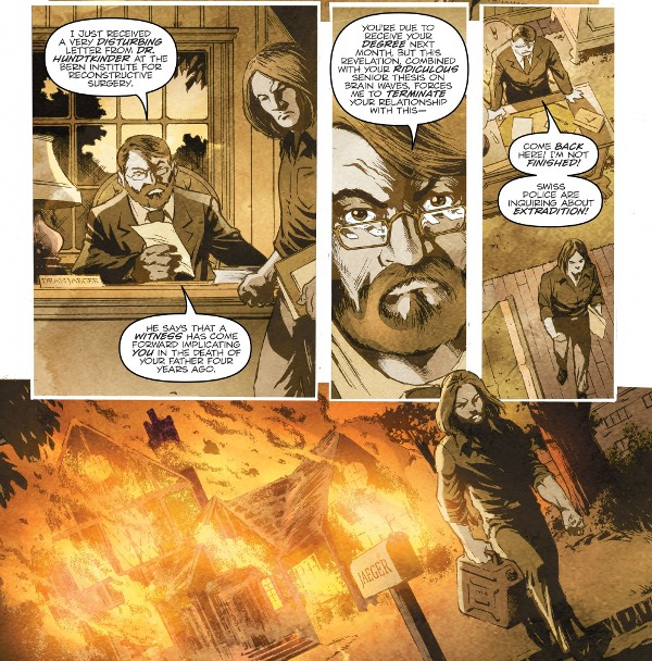 G.I. JOE: A Real American Hero #258 comic review