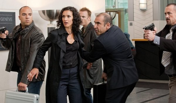 Human Target - Ilsa Pucci television review