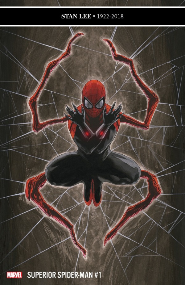 The Superior Spider-Man comic review