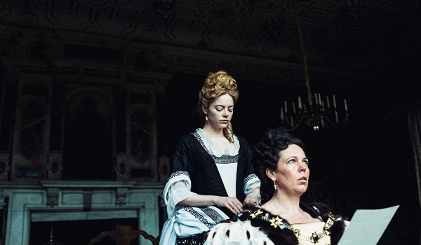 The Favourite movie review
