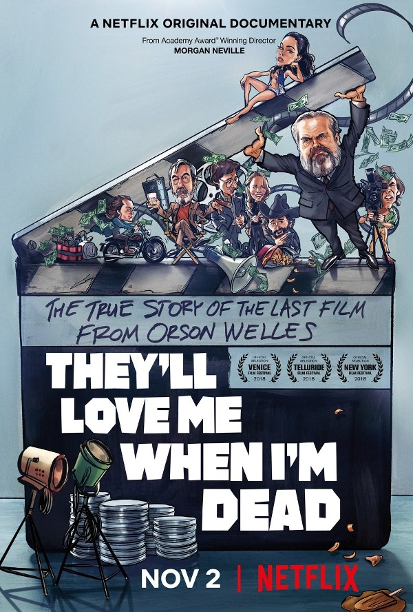 They'll Love Me When I'm Dead movie review